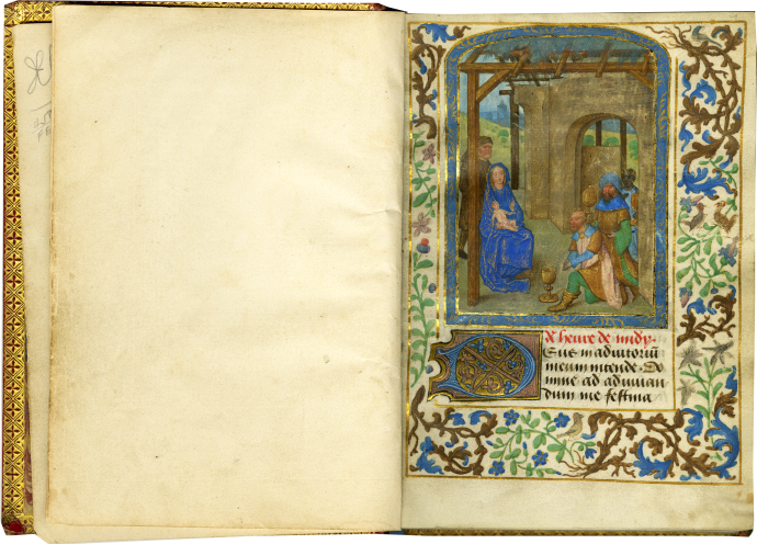 Book of Hours (Use of Cambrai)