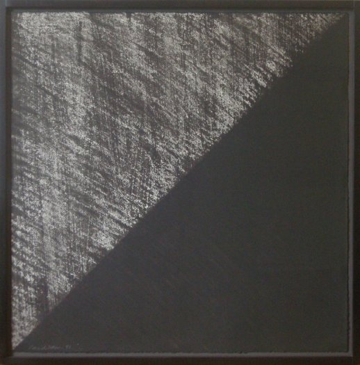 Untitled Charcoal Painting (ENWCP 56)
