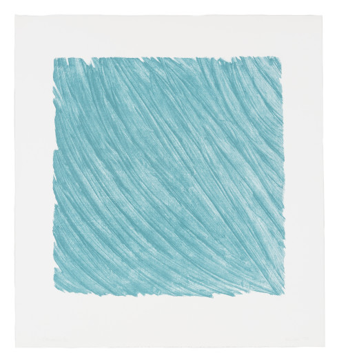 Kim Lim, Blue Wash, 1993