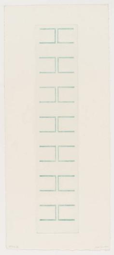 Kim Lim, Ladder 5, 1972