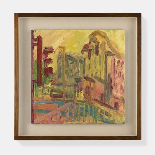Frank Auerbach, 'Koko' Mornington Crescent, 2006