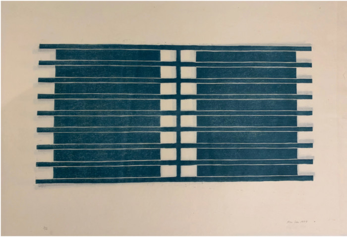 Kim Lim, Gate, 1974