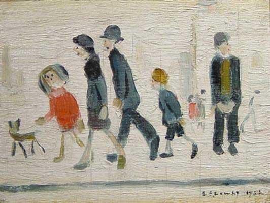 Laurence Stephen Lowry