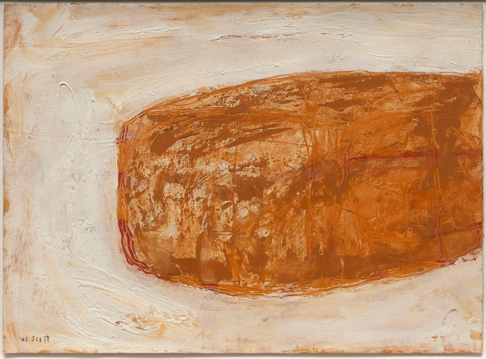 William Scott, Orange Arm, 1956