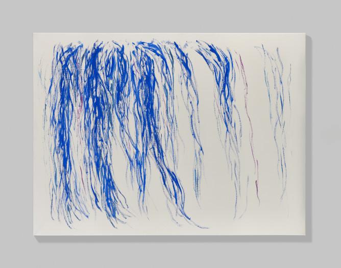 William Turnbull, Untitled (Willows 1), 1979