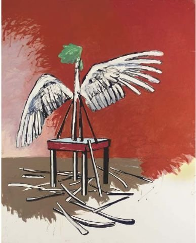 Victor Willing, Griffin, 1982