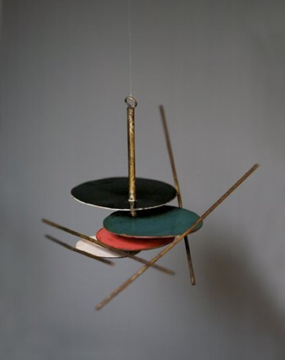 Model for Mobile I (for International Union of Architects)