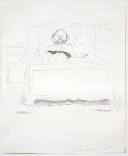 Henry Resting, Grand Hotel Calvi