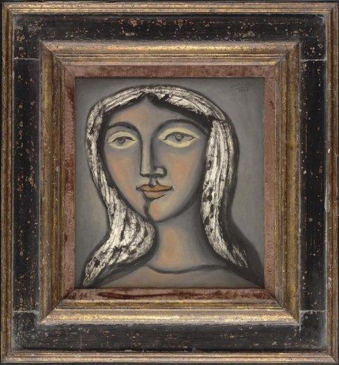 Head of Elizabeth
