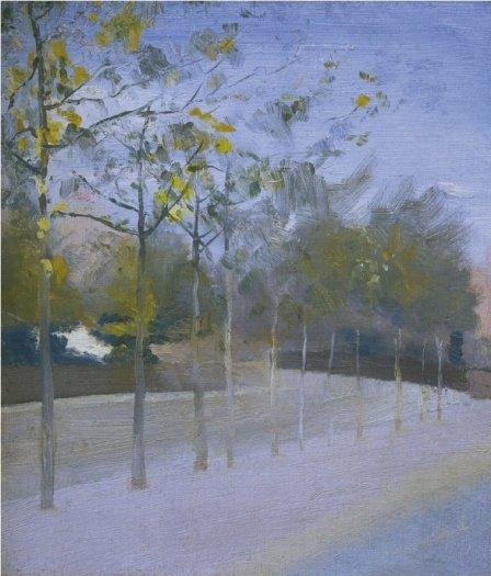 Chelsea Embankment, Plane Trees