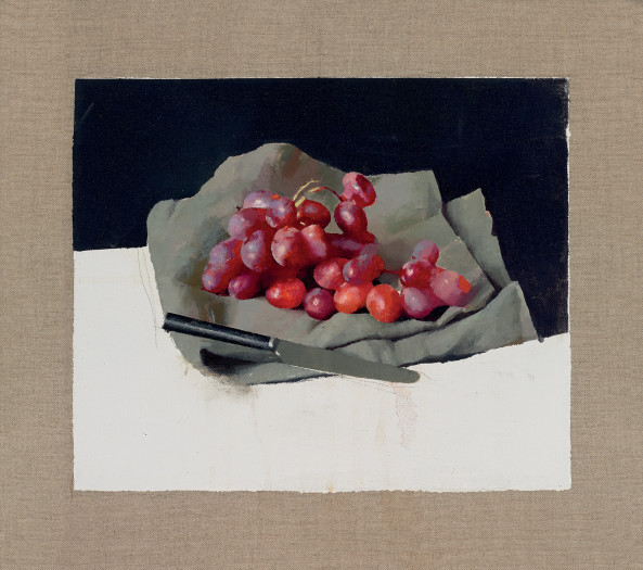 Diarmuid Kelley, Untitled (Red Grapes), 2016