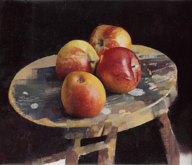 Diarmuid Kelley, Cox's Apples, 2017