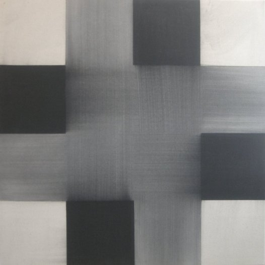 Untitled Charcoal Painting (ENC 30)