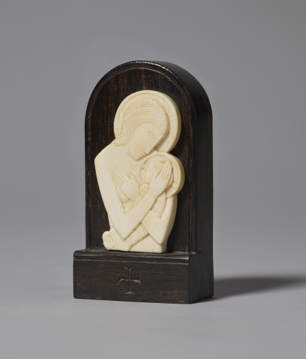 Eric Gill, Madonna and Child Relief, 1922