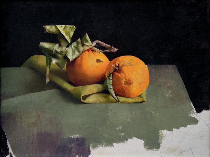Diarmuid Kelley, Seville Oranges, 2019