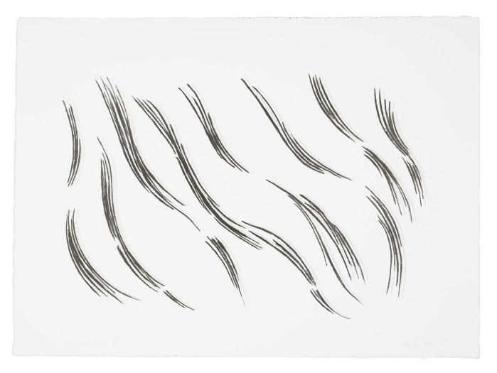 "<span class=""artist""><strong>Kim Lim</strong></span>, <span class=""title""><em>Dunhuang Series 4</em>, 1988</span>"