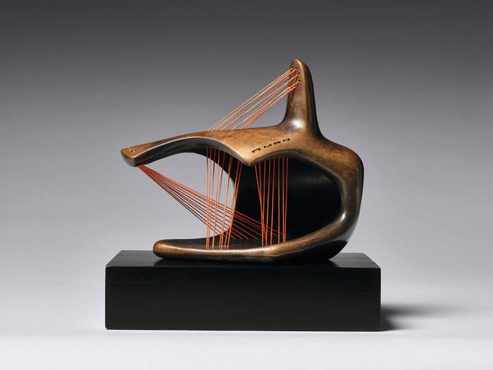Henry Moore, Stringed Figure, 1939