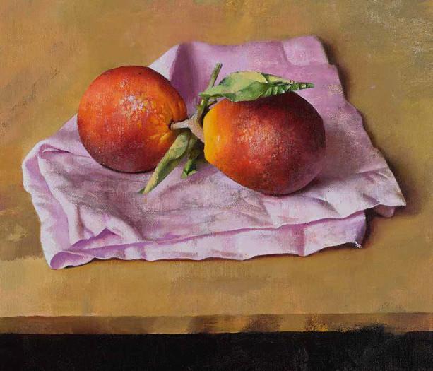 Diarmuid Kelley, Blood Oranges, 2019