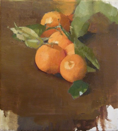 Diarmuid Kelley, Untitled (Clementines), 2010