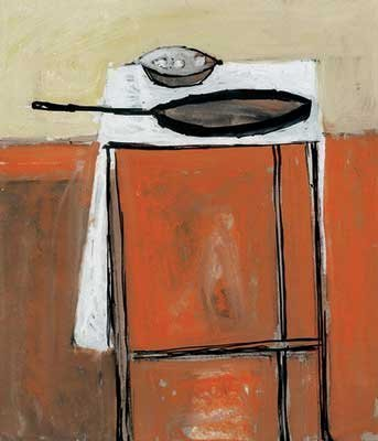 Still Life with Frying Pan