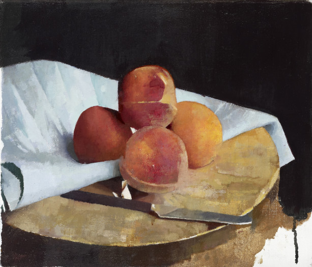 Diarmuid Kelley, Untitled (Peaches), 2014
