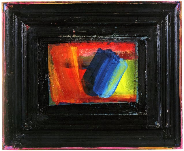 Howard Hodgkin, A Small Thing But My Own, 1983- 85