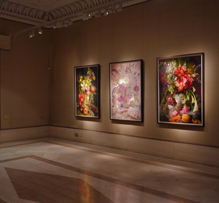 David LaChapelle: Earth Laughs in Flowers