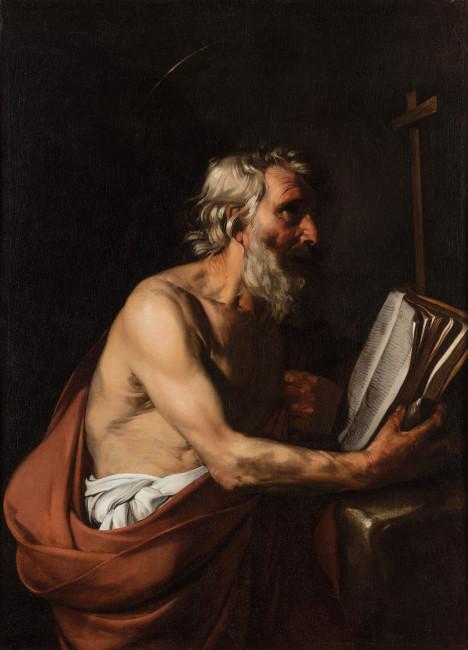 Bartolomeo Manfredi, Saint Jerome