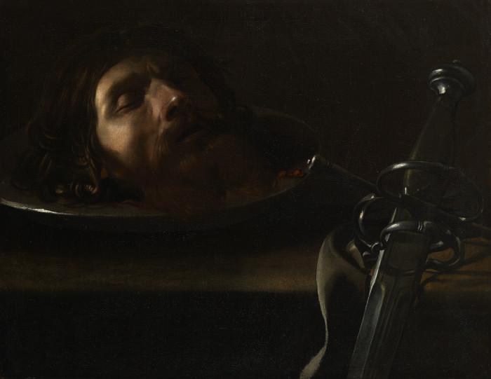 Bartolomeo Manfredi, Head of St John The Baptist