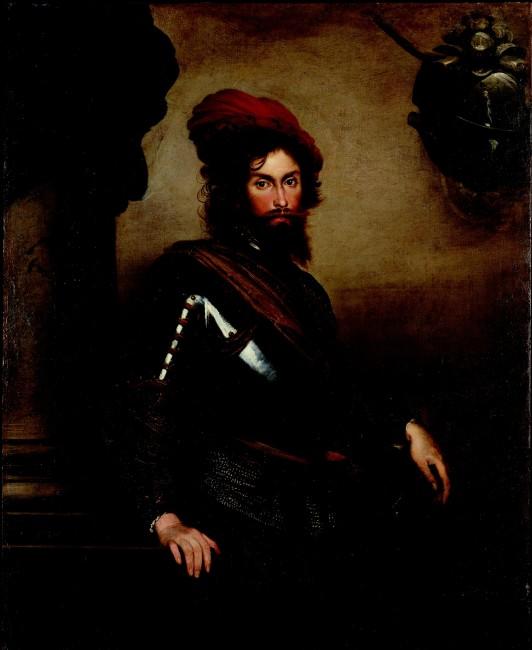Bernardo Strozzi, Portrait of Nicolò Raggi