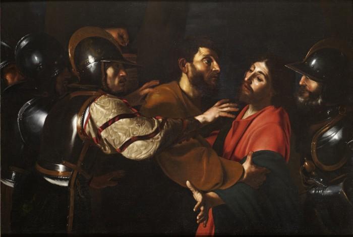 Bartolomeo Manfredi, The Capture of Christ