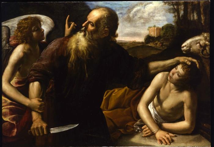 Giuseppe Vermiglio, The Sacrifice of Isaac