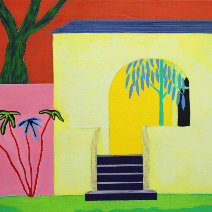 TGP HOLLAND PARK: Impossible Garden - Cara Nahaul