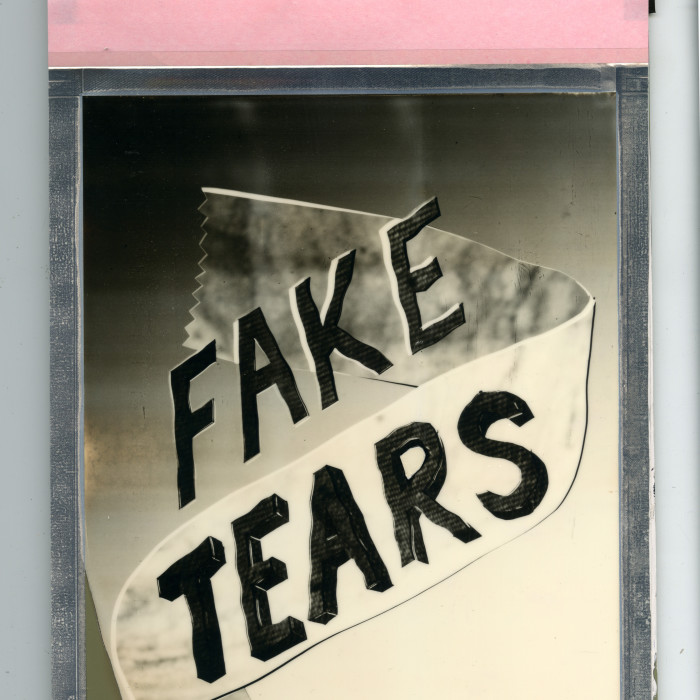 Fake Tears - Corey Escoto