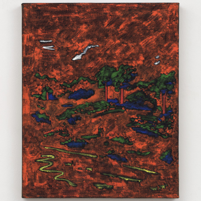 Ryan Nord Kitchen - 2020 Paintings