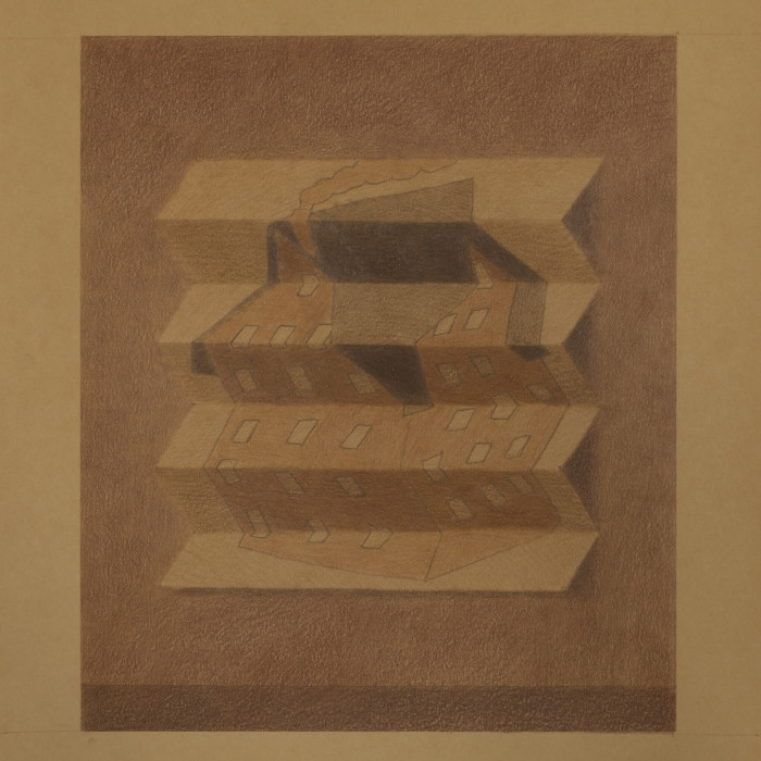 Johnny Izatt-Lowry - A Table, with Things On