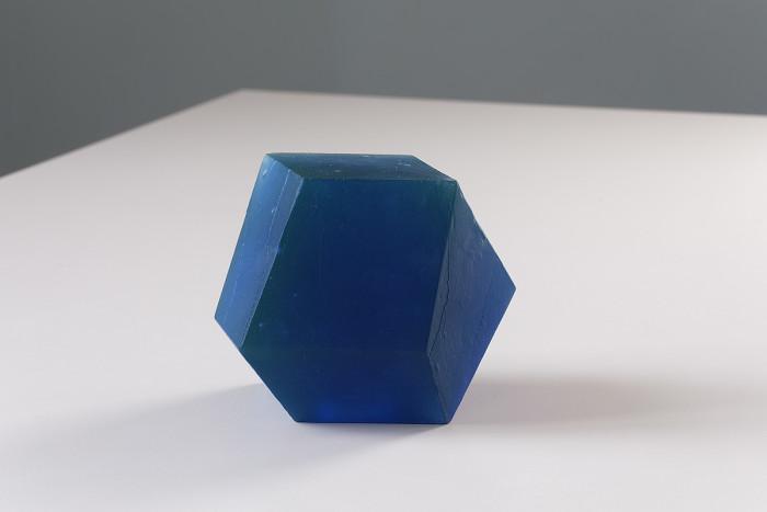 Glasnost: Blue, 2020