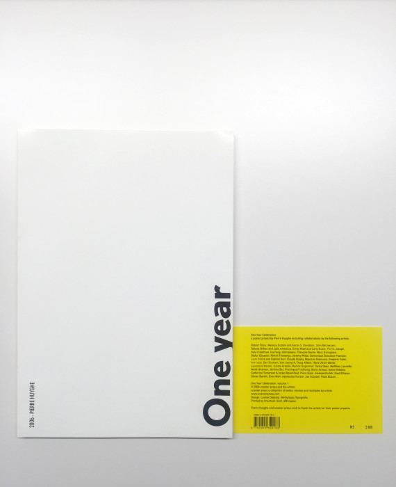 One year celebration, vol. 1 , 2008