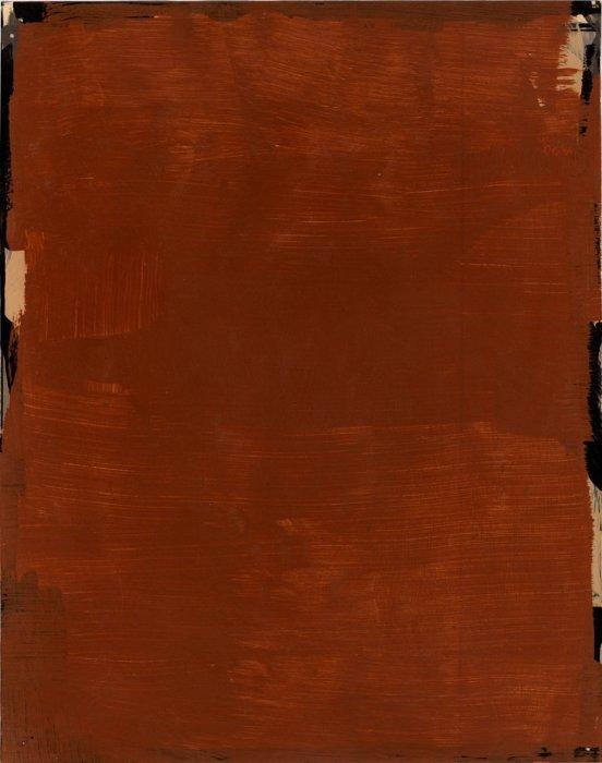 Untitled (Rust II)