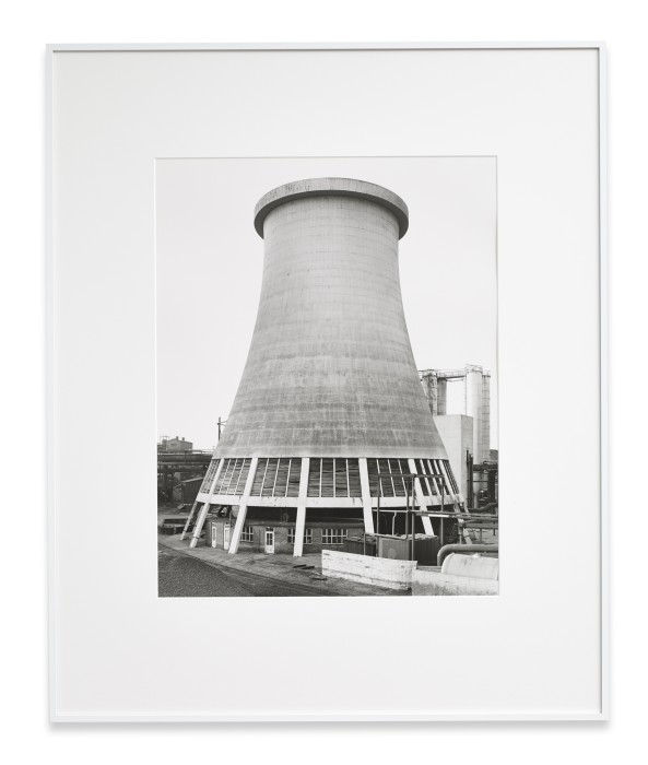 Cooling Tower, Luebeck-Herrenwyk, Germany