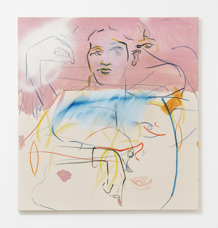 France-Lise McGurn, Dialing tone for the restless, 2017