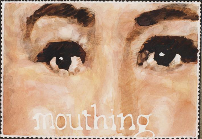 Jade Montserrat, Mouthing, 2016