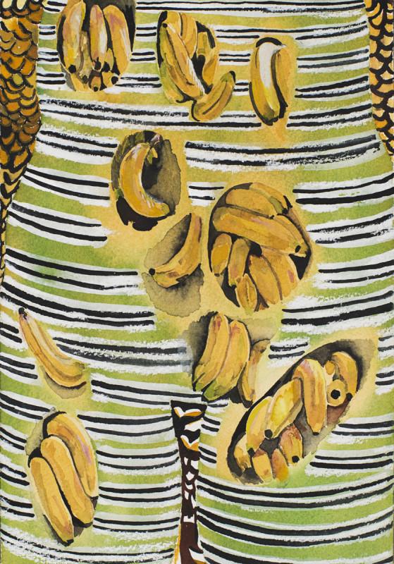 Jade Montserrat, Bananas, 2015