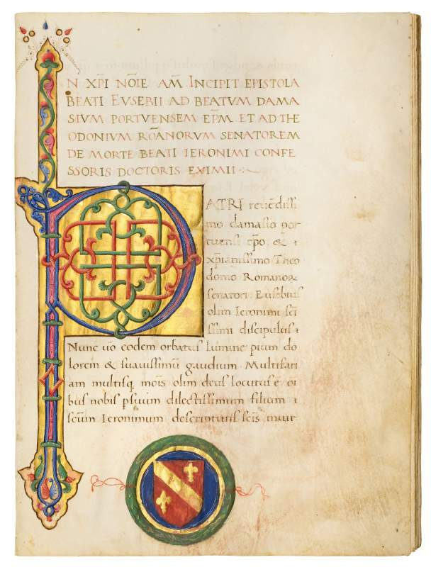 Alleged Letters of the Church Fathers, 1450-1460