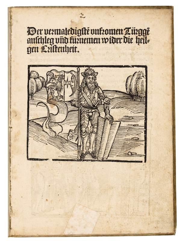 Description of the Siege of Rhodes, 1502