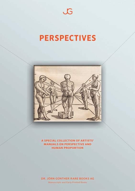 Perspectives, Paperback Brochure