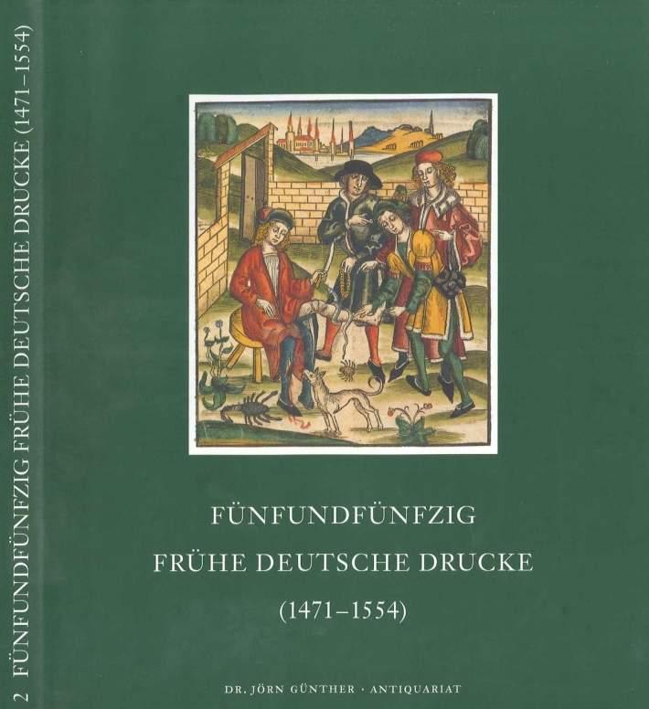 Fünfundfünfzig frühe deutsche Drucke, Catalogue No. 2