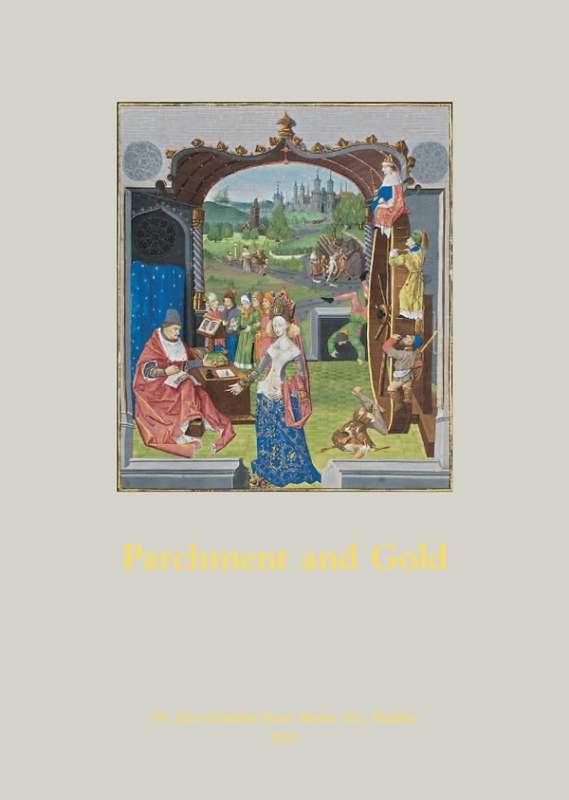 Parchment and Gold, Catalogue No. 11