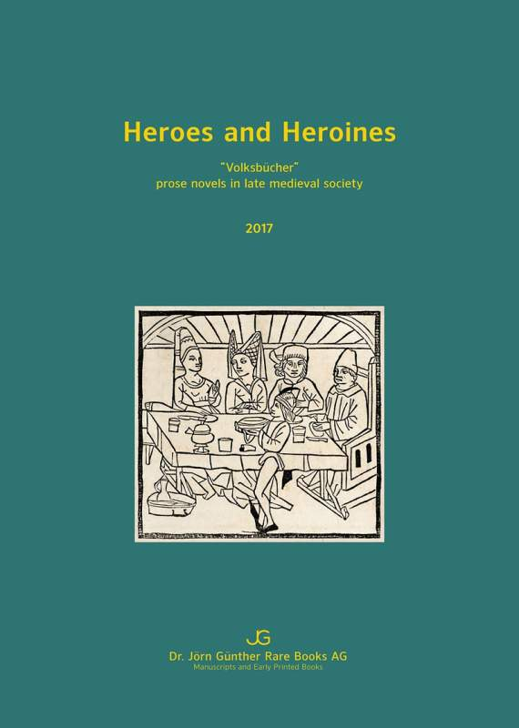 Heroes and Heroines, Catalogue No. 13