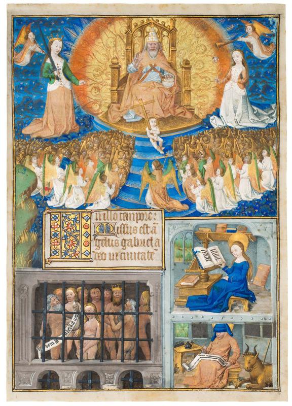 Miniature returns to original book